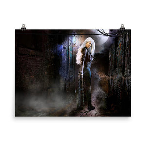 Unchained Poster - Argento Bookstore