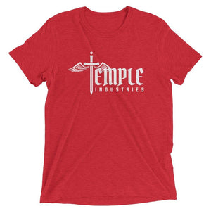 Unisex Temple Industries T-shirt - Temple Verse Gear