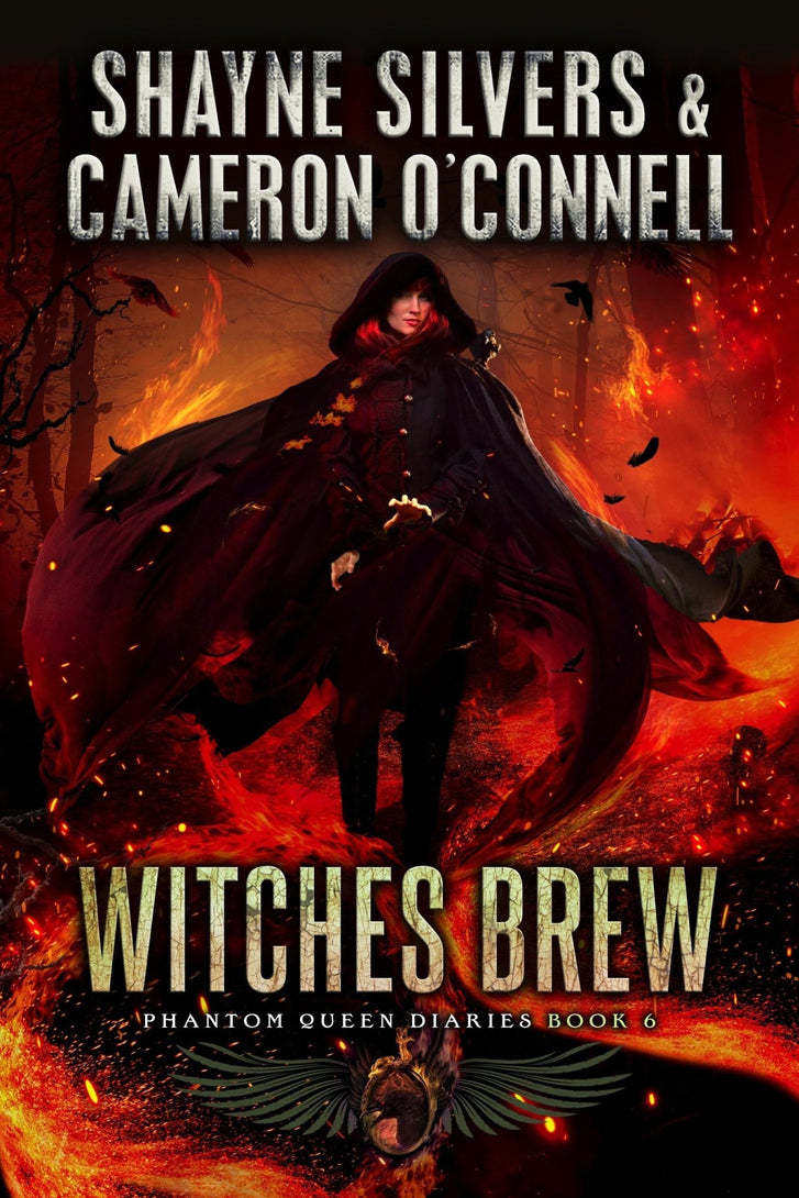 WITCHES BREW: PHANTOM QUEEN SERIES BOOK 6 (SIGNED COPY) - Temple Verse Gear