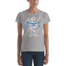 Women's Temple Crest T-shirt - Temple Verse Gear