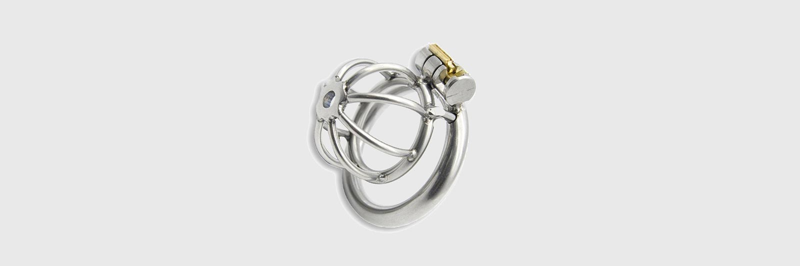 The smallest chastity cages for kinky bdsm play