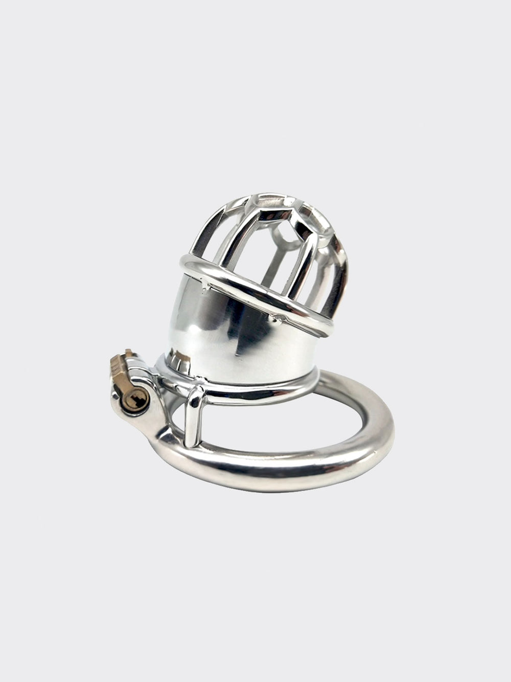 The Seal Of Approval Mens Chastity Cage