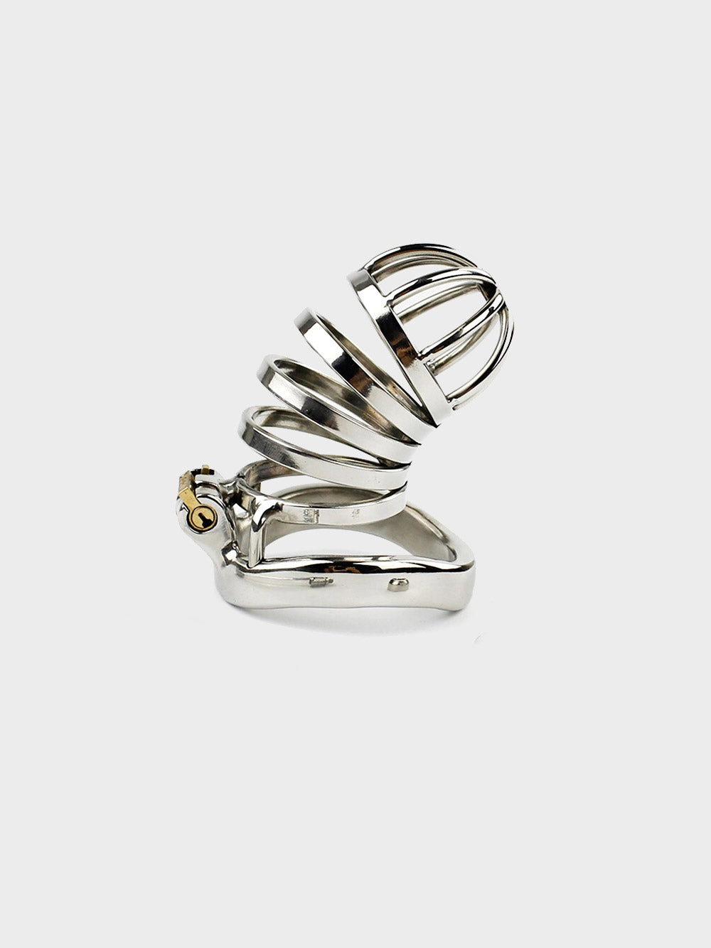 Our popular medium sized chastity cage
