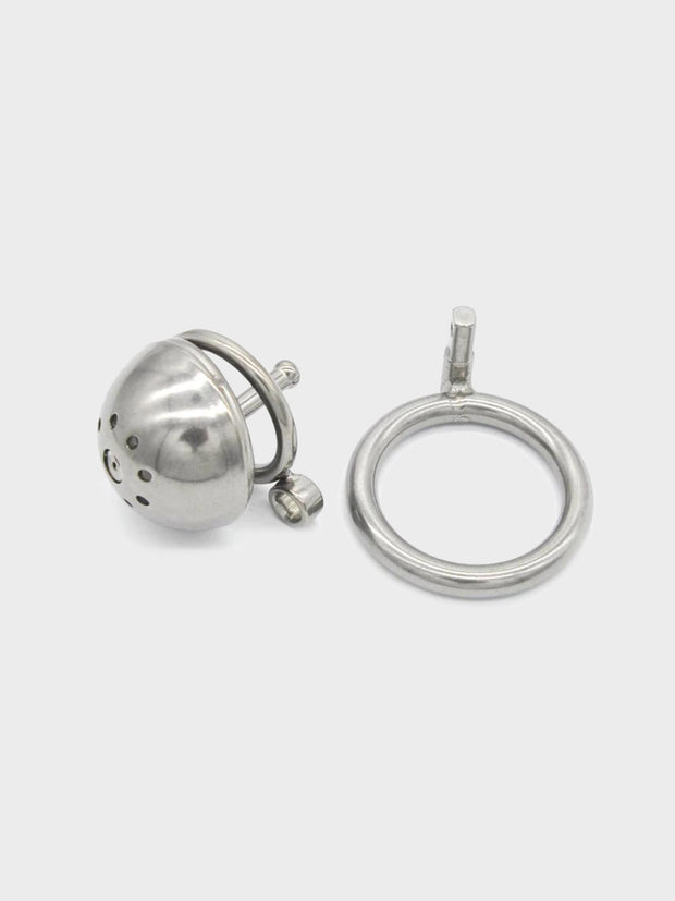 The Invader | Small Chastity Cage | Chastity Cages Co