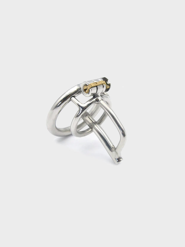 Penetrator | Steel Urethral Chastity Cage | Chastity Cages Co