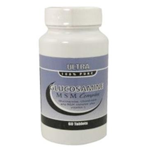 Glucosamine Chondroitin MSM Tablets