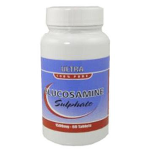 Ultra Glucosamine Sulphate Tablets