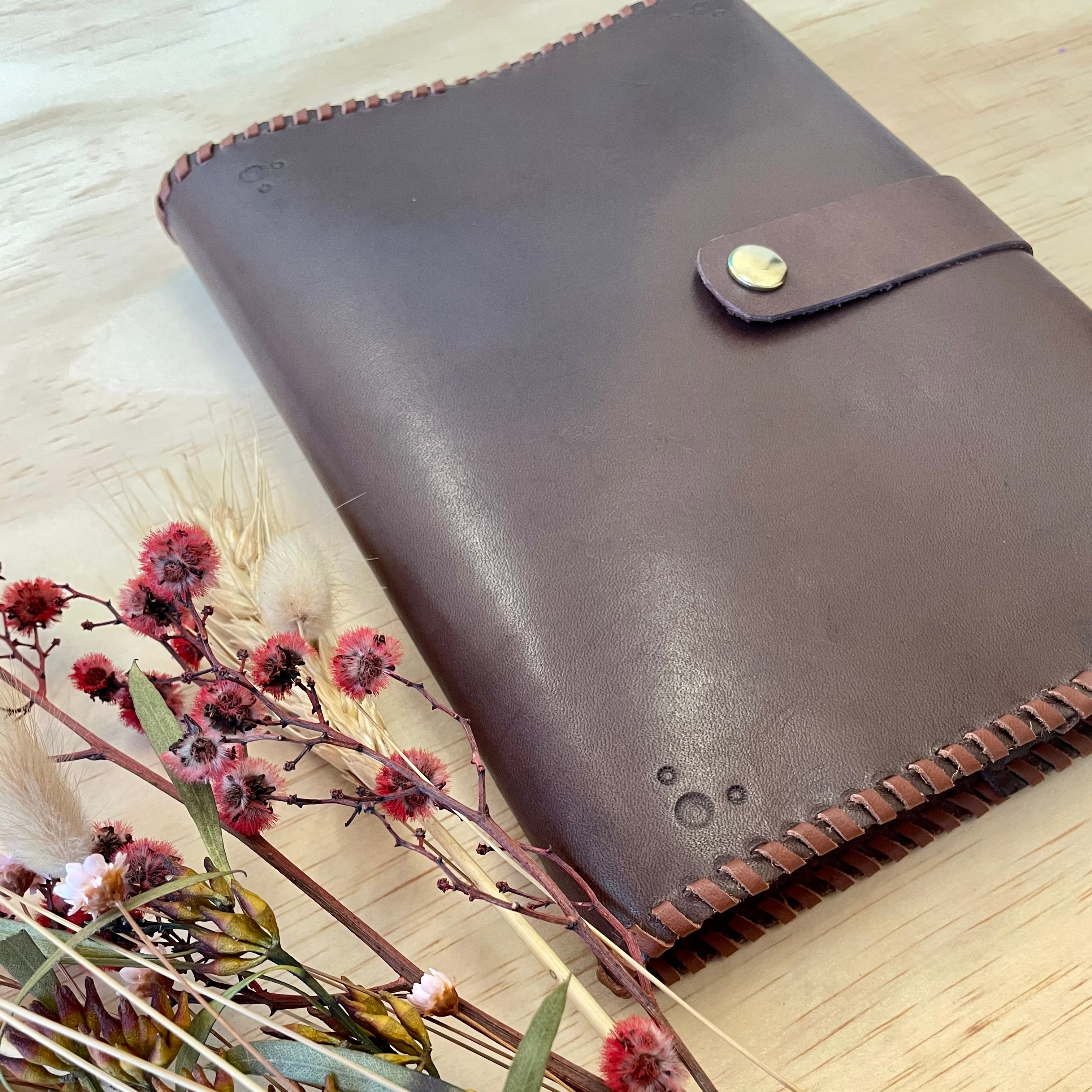 LEATHER JOURNAL / MON MAY 17TH / 6.30-8.30PM