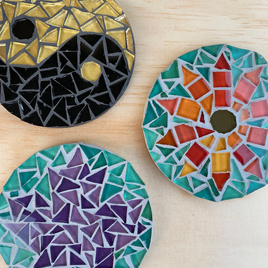 MOSAIC COASTERS KIT