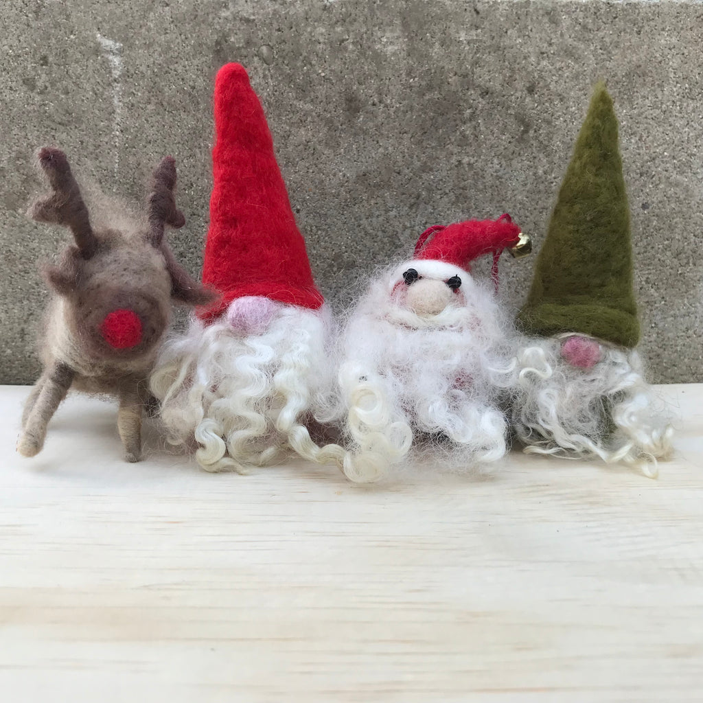 FELTED CHRISTMAS CRITTERS  / SUN NOV 29TH / 12.30-2.30PM
