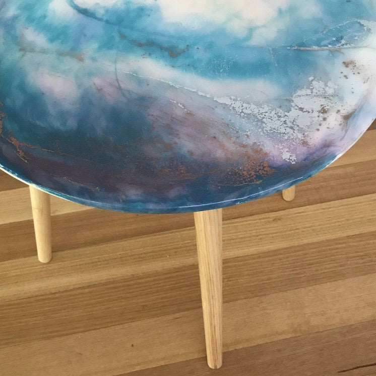 RESIN TABLE OR ART / SUN MARCH 14TH / 3-5PM