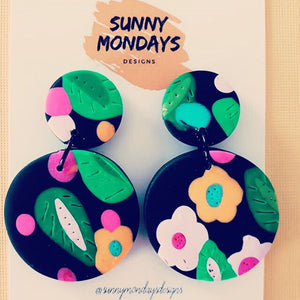 POLYMER CLAY EARRINGS / FRI MARCH 27TH / 6.30-8.30PM