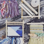 WOVEN WALL HANGING - MINI LOOM KIT