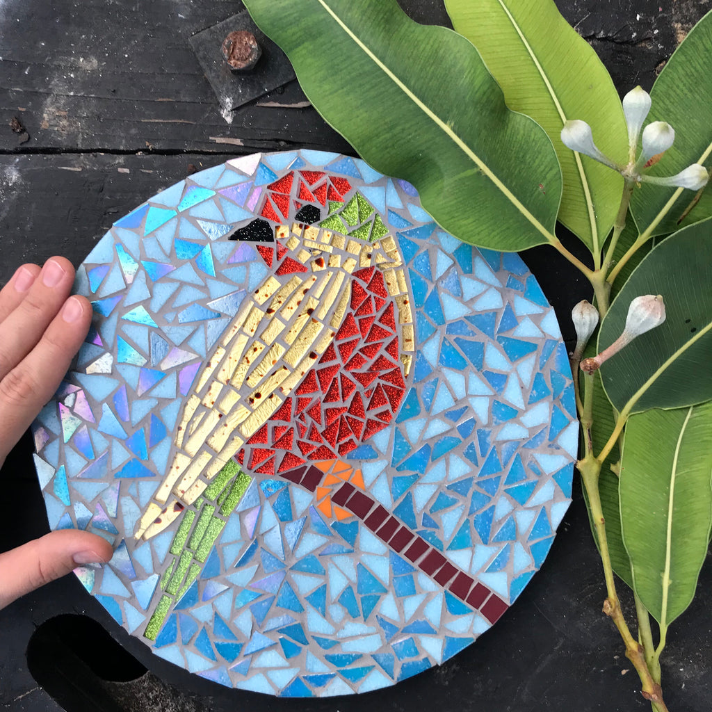 MOSAIC ART / SUN FEB 7TH / 9AM-12NOON