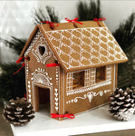 GINGERBREAD HOUSE / SAT DEC 5TH / 12NOON-2PM