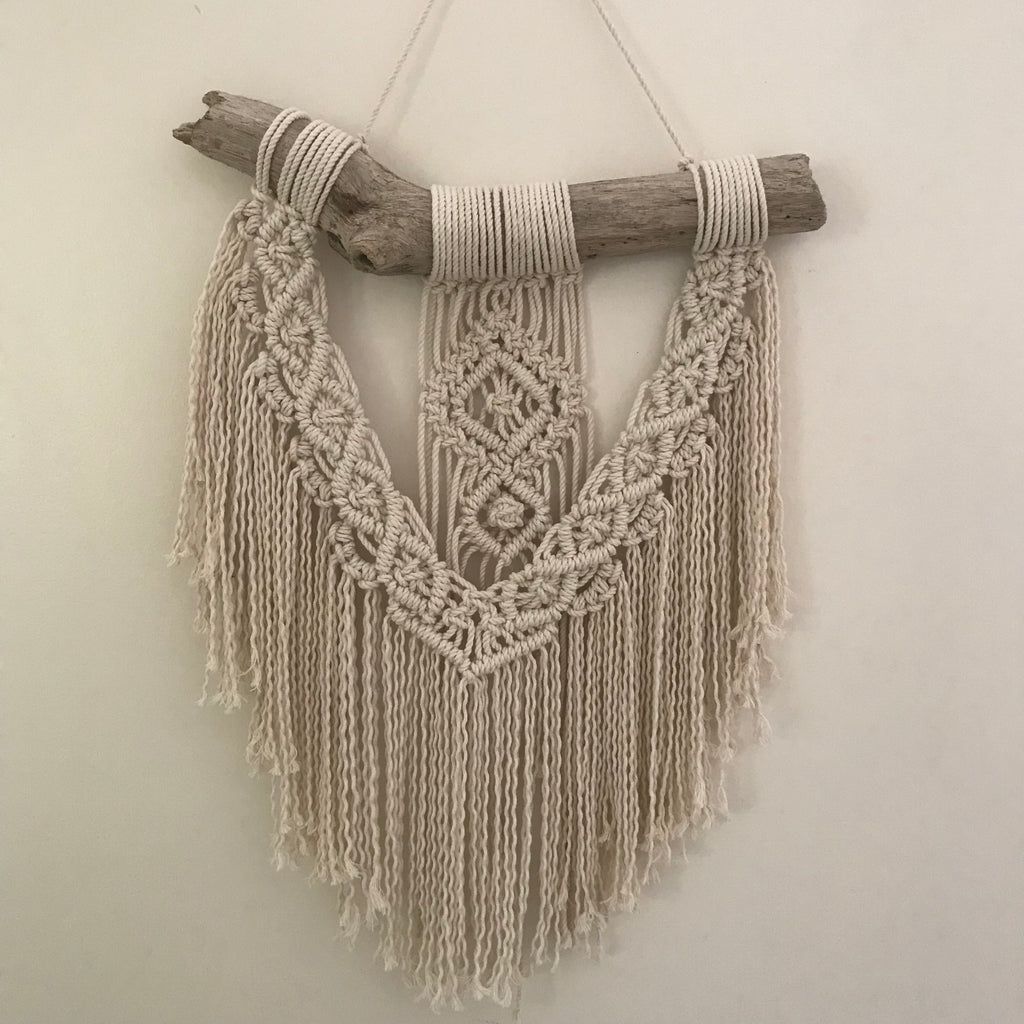 MACRAME WALL HANGING  / SUN MARCH 21ST / 3-6.30PM