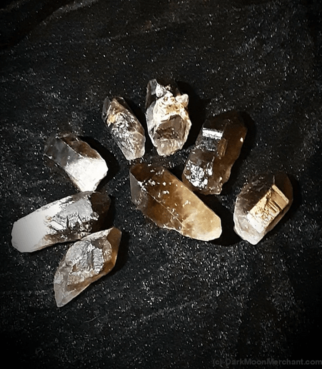 A Satanic Witch's Guide To Working With Crystals