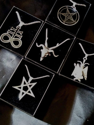 Satanic & Occult Jewelry