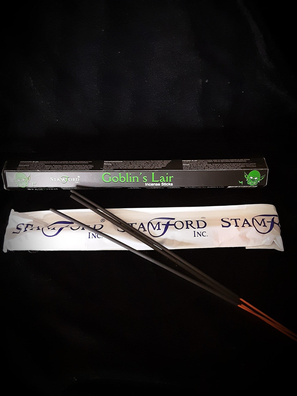 Stamford Goblins Lair Stick Incense