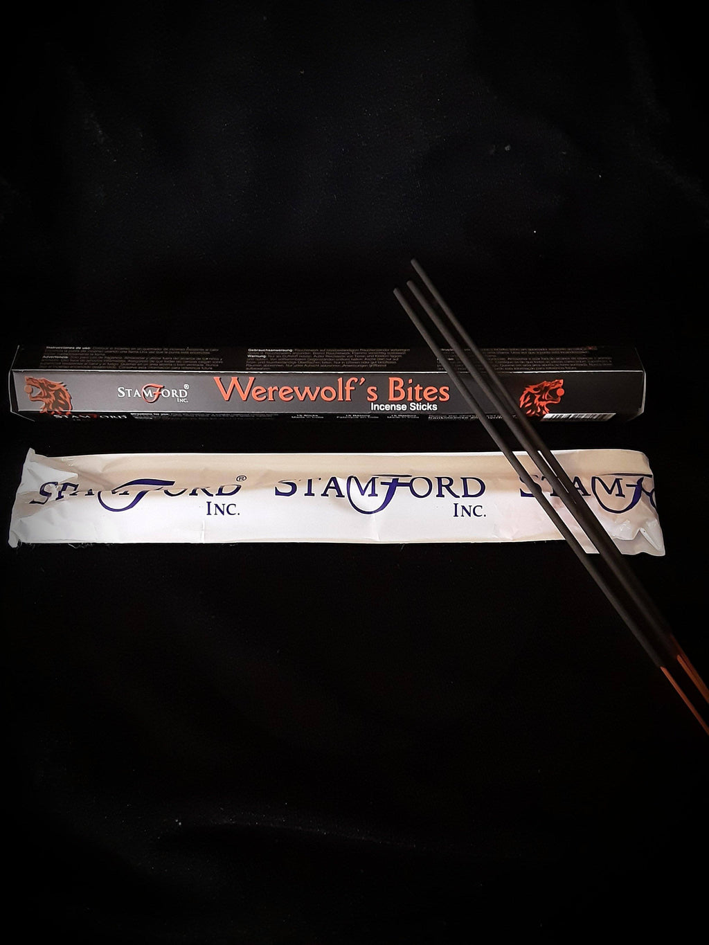 Stamford Werewolfs Bite Stick Incense