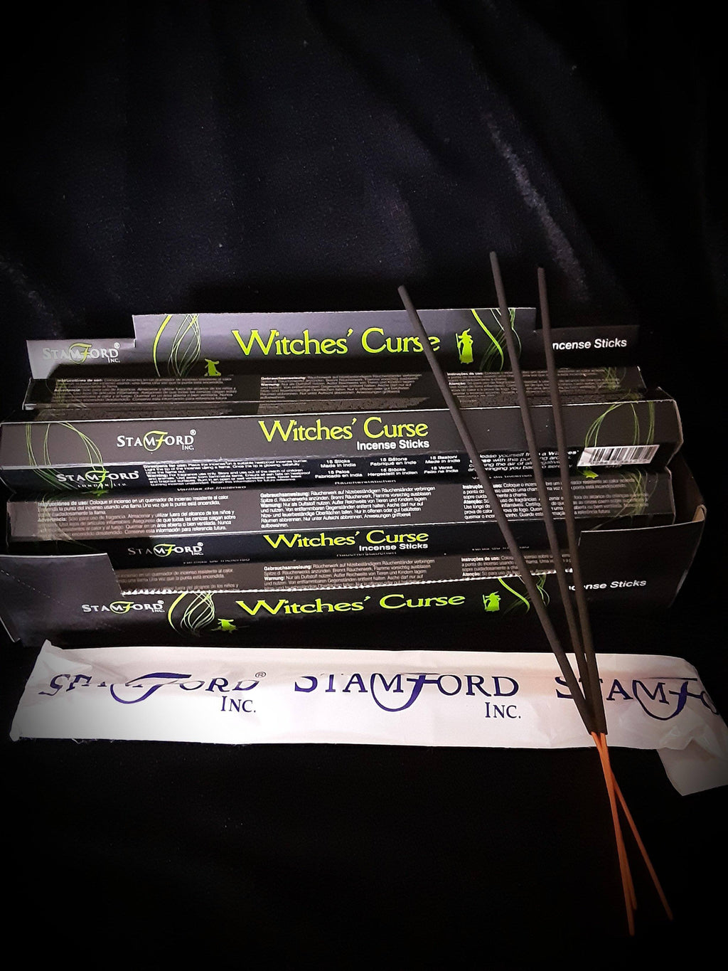 Stamford Witches Curse Stick Incense