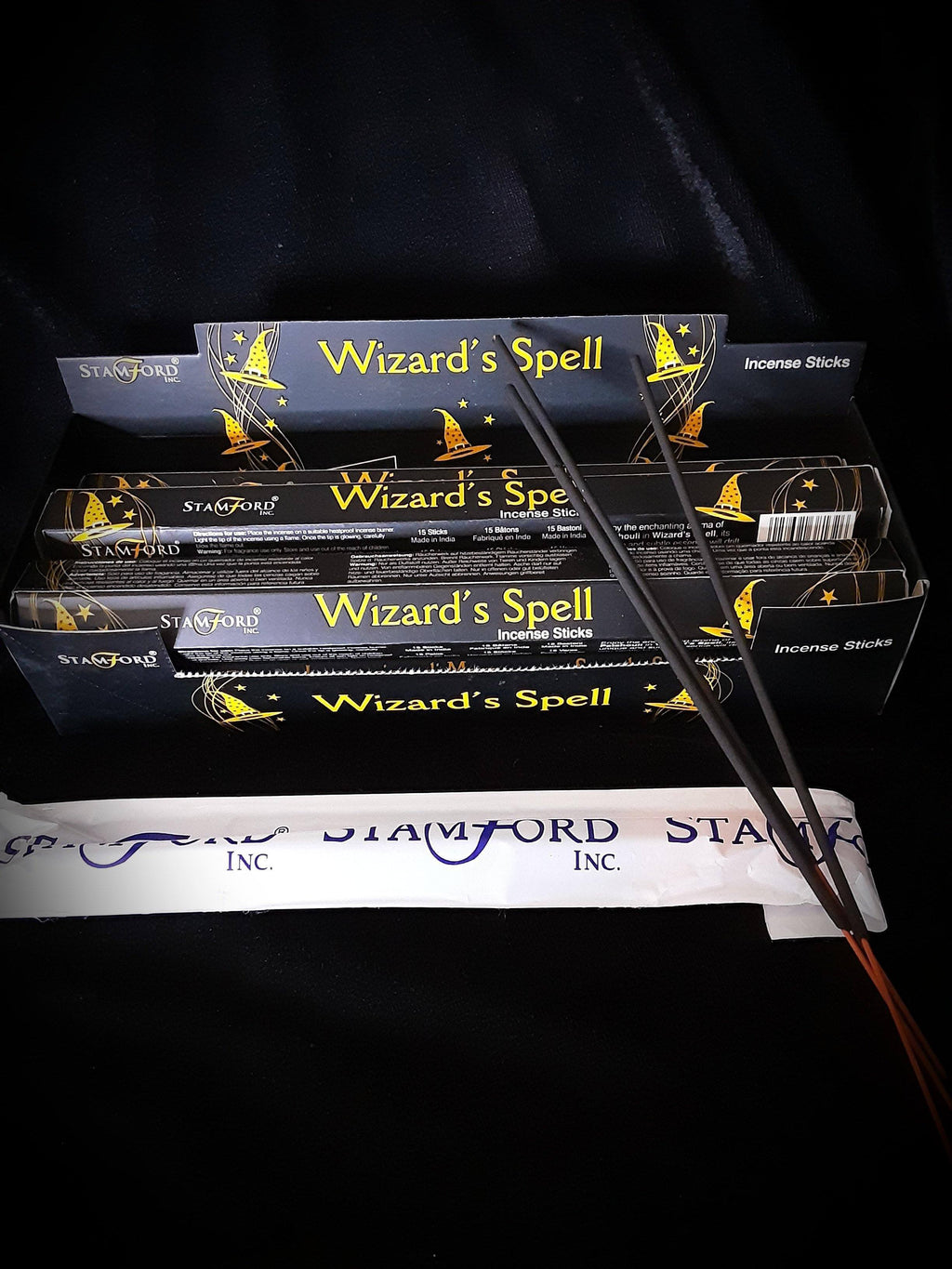Stamford Wizards Spell Stick Incense