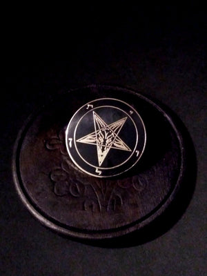 Sigil Of Baphomet Lapel Pin