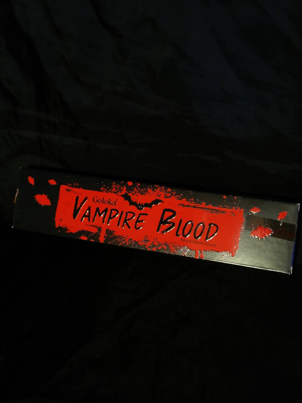 Goloka Vampire's Blood Incense