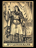 Gypsy Witch Fortune Telling Cards Tarot