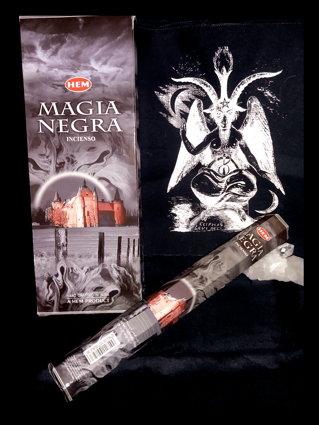 Hem Black Magic Incense