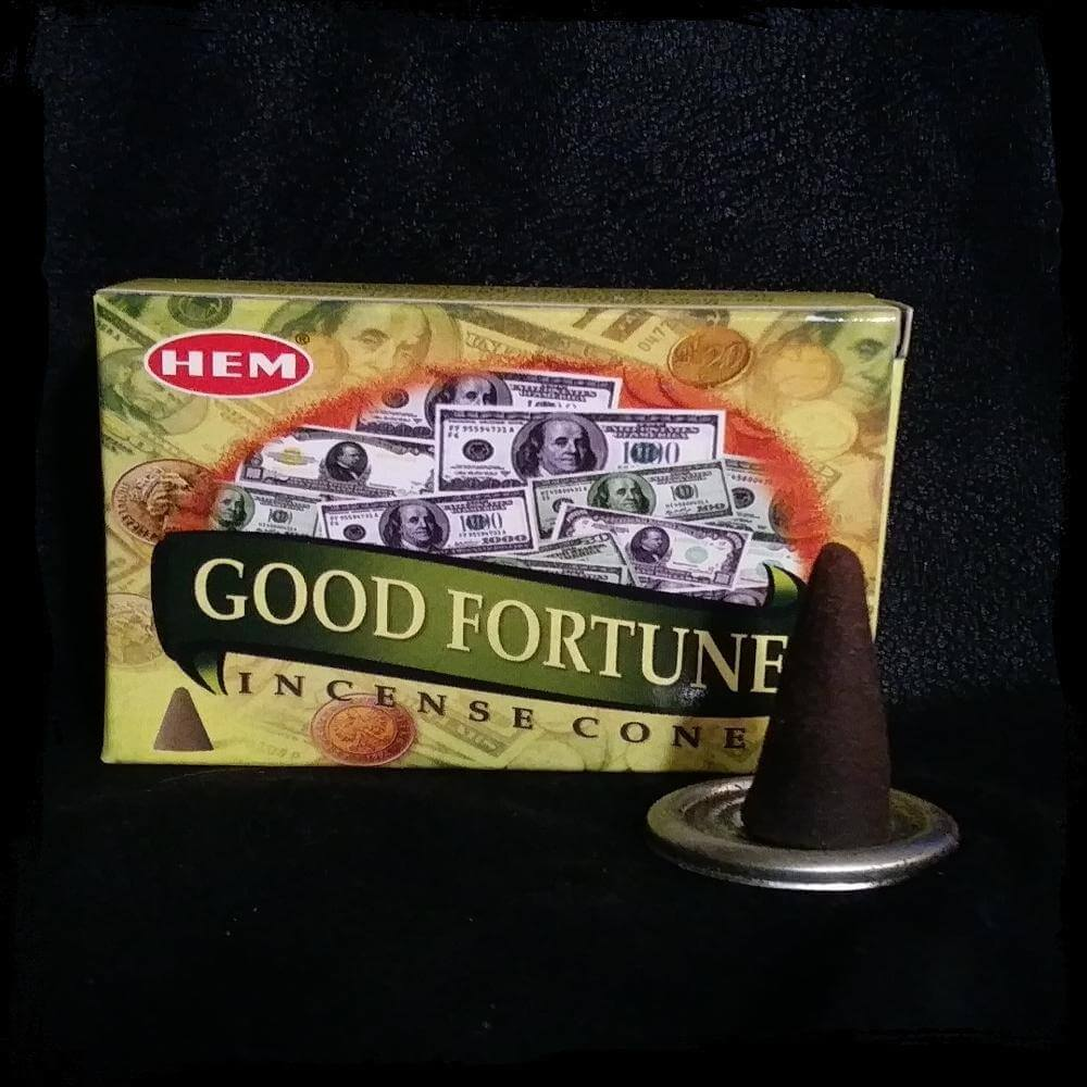 Hem Good Fortune Cones