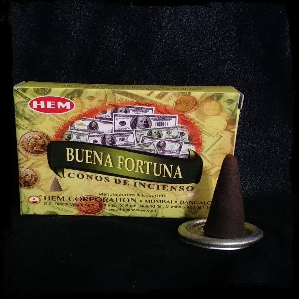 Buena Fortuna magic Incense