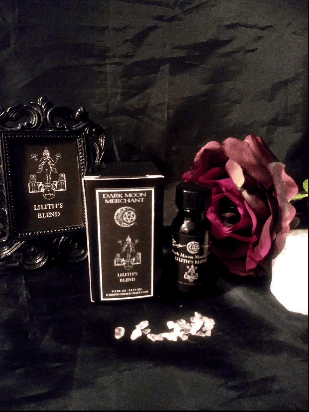 Liliths Blend Ritual Oil Oils