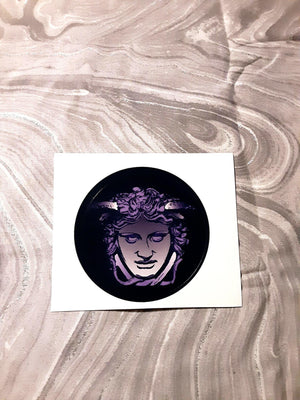 Wicked Medusa Sticker Stickers