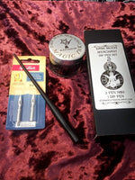 1/4 Oz Magic Ink Writing Set Spell & Inks
