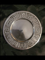 Zodiac Candle Plate