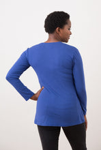 Load image into Gallery viewer, Blue Long Sleeve-UNK