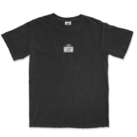 Closed Road Sign Tee - Black