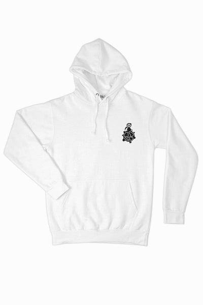 Closed Road Worldwide Hoodie - White