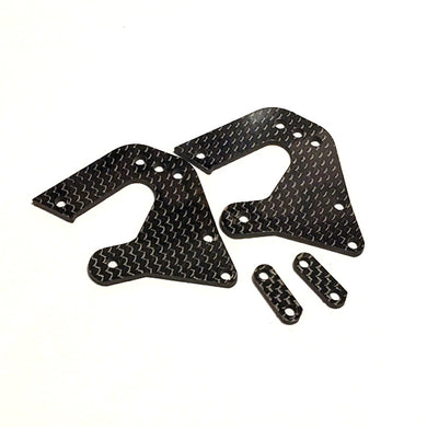 TGH FORWARD MOTOR MOUNT BRACKETS - SHOCK HOOPS FOR GSPEED V1-C1
