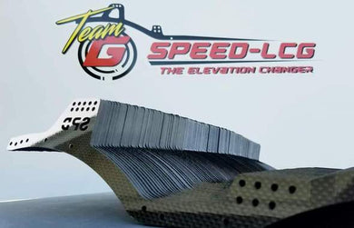 GSPEED Chassis TGH-V3 carbon fiber (rails only)
