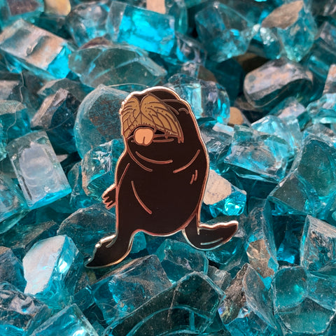 California sea lion pin • donation item ASLC