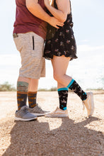 Oceanic White Tip Shark Socks (Unisex)