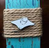 Cownose Ray Pin