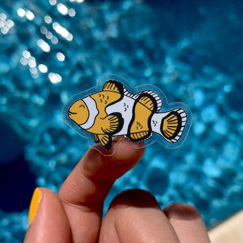 Clownfish Sticker