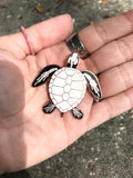 Sea Turtle SkelePin