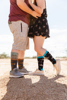 Basking Shark Socks (Unisex)