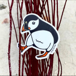 Puffin sticker