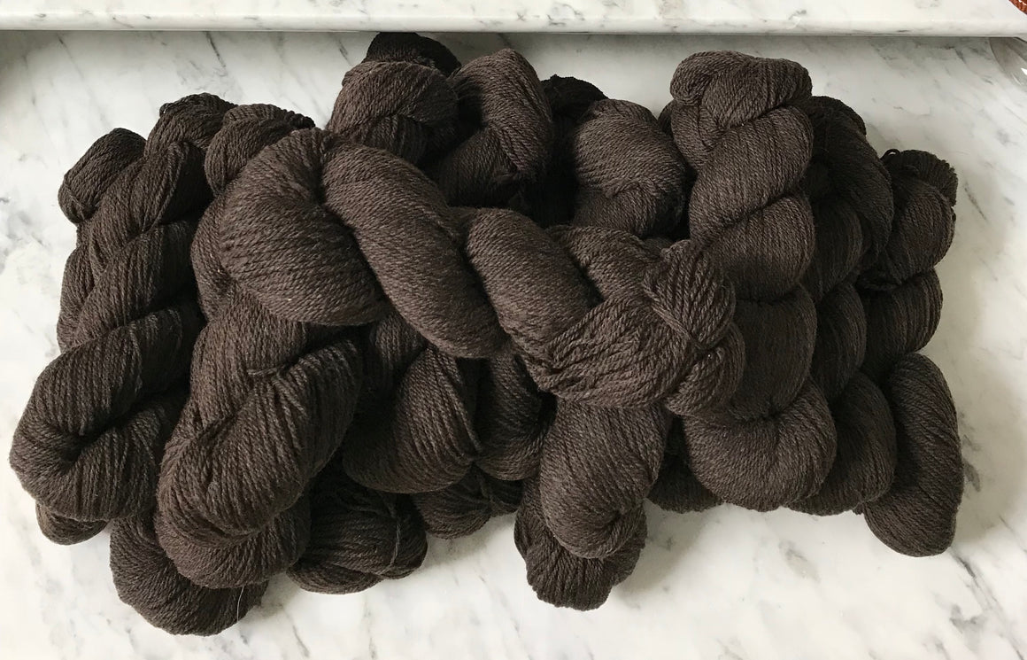 Yarn, Heavy Worsted Black