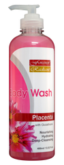 PLACENTA W/ GLUTATHIONE BODY WASH 400ML